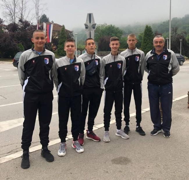 Karatisti Ljubišnje plasirali se na prvenstvo BiH