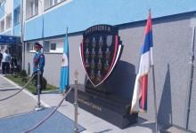 Otkriven spomenik poginulim pripadnicima nekadašnjeg CJB Srbinje