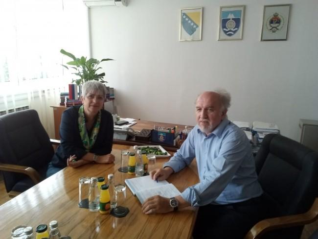 Ambasador Bugarske posjetila Foču
