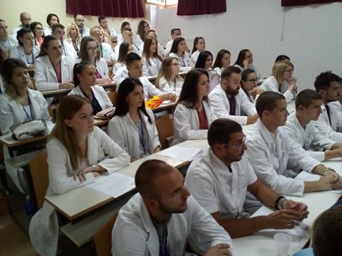 Škola kliničkih vještina u Foči okupila studente iz Srpske i Srbije