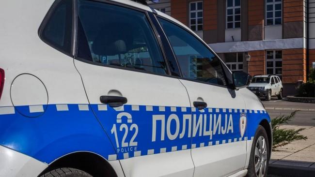 Oštetili vozilo policijskog službenika