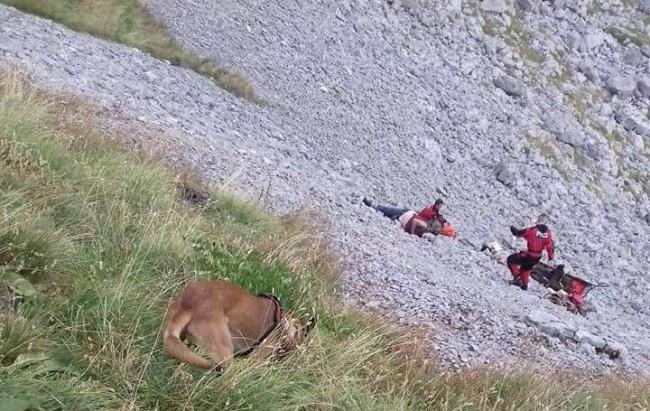 Turisti iz Srbije stradali na Lebršniku